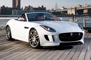 Jaguar F-Type Roadster R