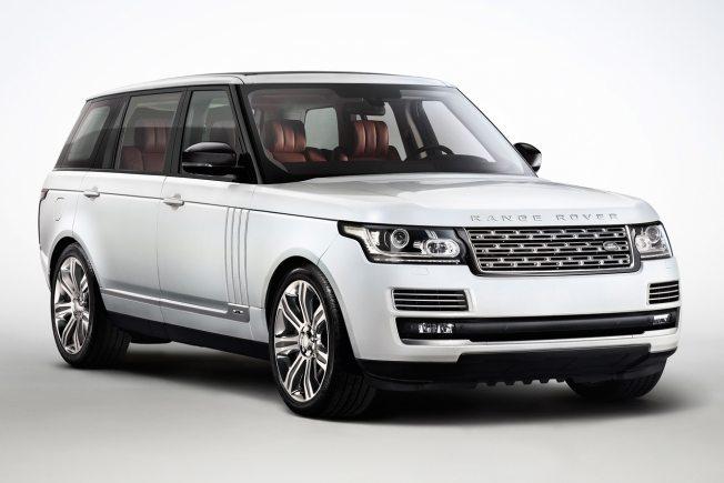 Land Rover Range Rover SWB