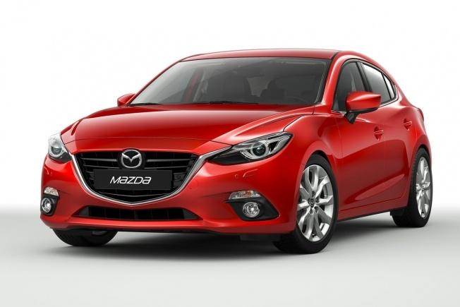 Mazda Mazda3 5P