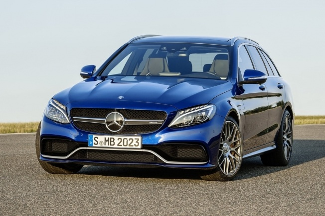Mercedes Clase C Estate AMG