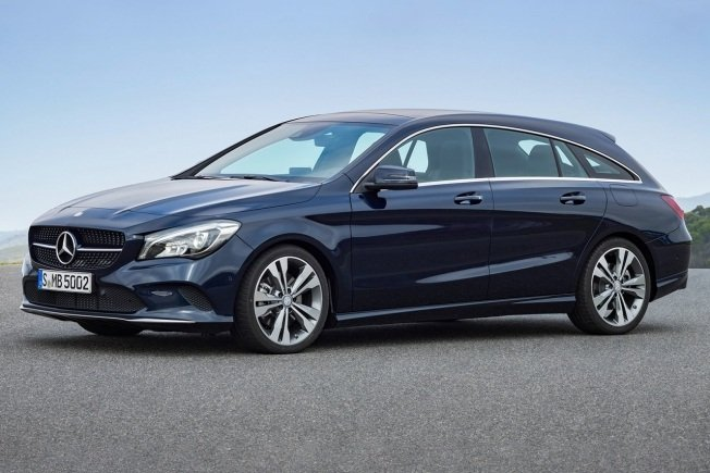 Mercedes Clase CLA Shooting Brake