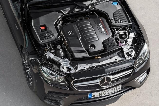 Mercedes Clase E Coupé AMG