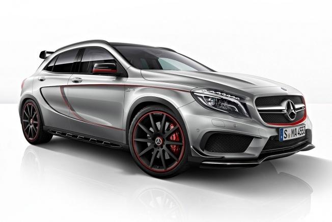 Mercedes Clase GLA AMG