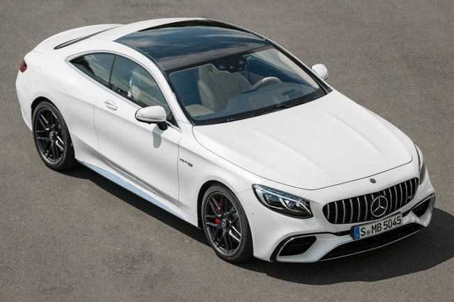Mercedes Clase S Coupé AMG