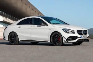 Mercedes Clase CLA AMG