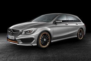 Mercedes Clase CLA Shooting Brake AMG