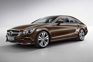 Mercedes Clase CLS Coupé