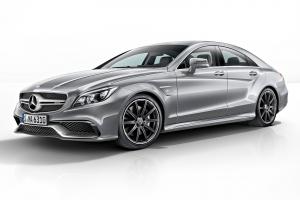 Mercedes Clase CLS Coupé AMG