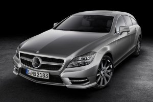 Mercedes Clase CLS Shooting Brake