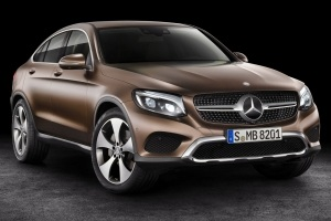 Mercedes Clase GLC Coupé
