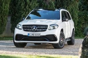 Mercedes Clase GLS AMG