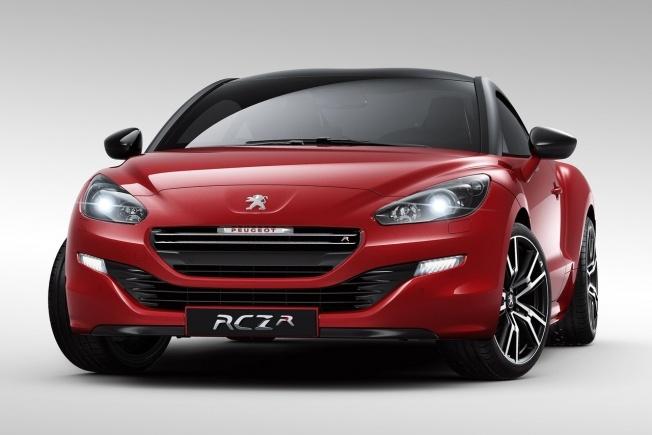 Peugeot RCZ R Coupé