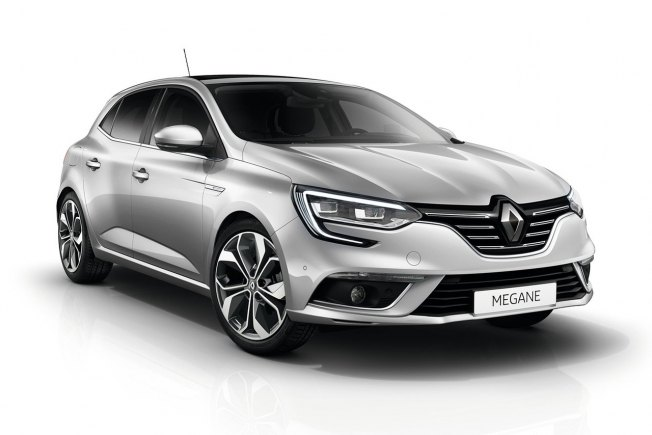 Renault Mégane 5P