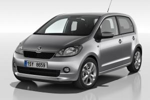 Škoda CitiGo 5P
