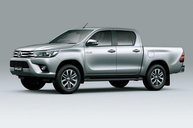 Toyota Hilux Cabina Doble