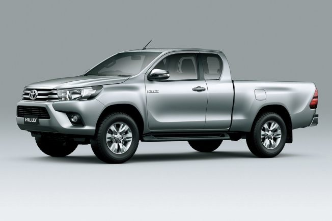 Toyota Hilux Cabina Extra