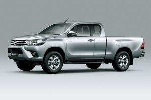 Toyota Hilux Cabina Extra
