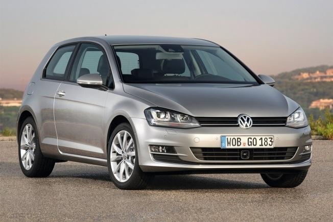 Volkswagen Golf 3P