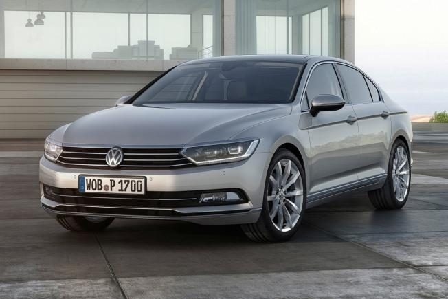 Volkswagen Passat Berlina