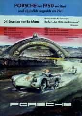 20 carteles de Porsche para las 24 Horas de Le Mans