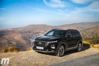 Hyundai Santa Fe 2018, presentación en Granada Foto 2