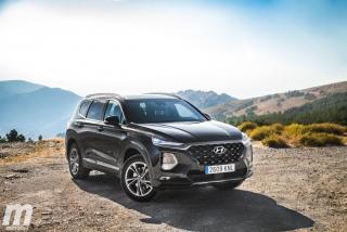 Hyundai Santa Fe 2018, presentación en Granada Foto 1