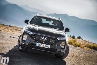 Hyundai Santa Fe 2018, presentación en Granada Foto 10