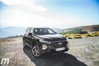 Hyundai Santa Fe 2018, presentación en Granada Foto 11