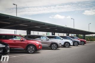 Hyundai Santa Fe 2018, presentación en Granada Foto 40