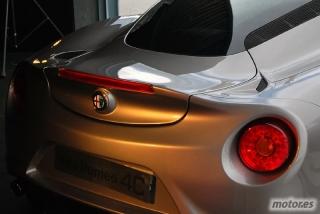 Alfa Romeo 4C en el Jarama Vintage Festival 2013 Foto 17