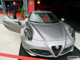 Alfa Romeo 4C en el Jarama Vintage Festival 2013 Foto 6