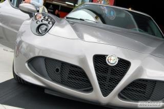 Alfa Romeo 4C en el Jarama Vintage Festival 2013 Foto 7