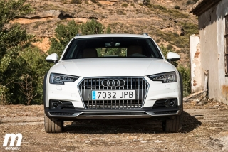 Audi A4 Allroad quattro Foto 12