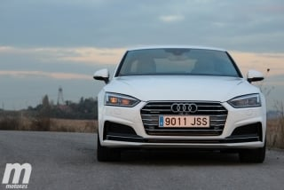 Audi A5 Coupé 3.0 TDI 2017 - Miniatura 30