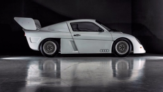Foto 1 - Audi Group S Rally Concept