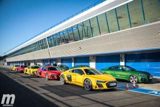 Audi Sportscar Driving Experience - Foto 2