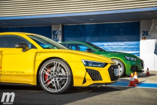 Audi Sportscar Driving Experience - Foto 4