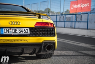 Audi Sportscar Driving Experience - Foto 6