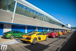 Audi Sportscar Driving Experience Foto 20