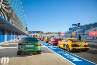 Audi Sportscar Driving Experience Foto 24