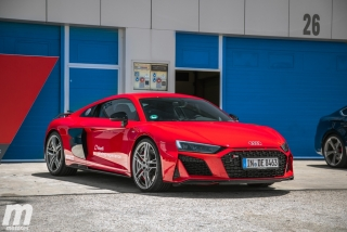 Audi Sportscar Driving Experience Foto 30