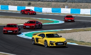 Audi Sportscar Driving Experience Foto 41