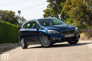 BMW 218d Active Tourer - Foto 2