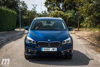 BMW 218d Active Tourer Foto 10