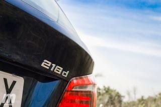 BMW 218d Active Tourer Foto 22