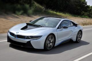 BMW i8, presentación mundial Foto 1