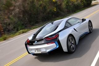 BMW i8, presentación mundial Foto 2