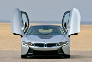 BMW i8, presentación mundial Foto 3