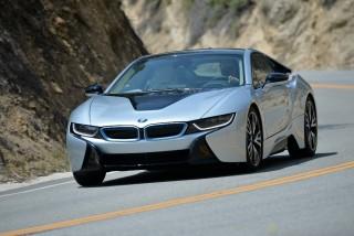 BMW i8, presentación mundial Foto 7