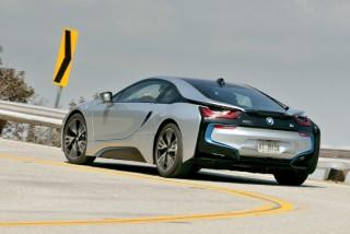 BMW i8, presentación mundial Foto 9